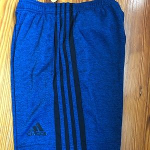 Adidas ClimaLite soccer shorts
